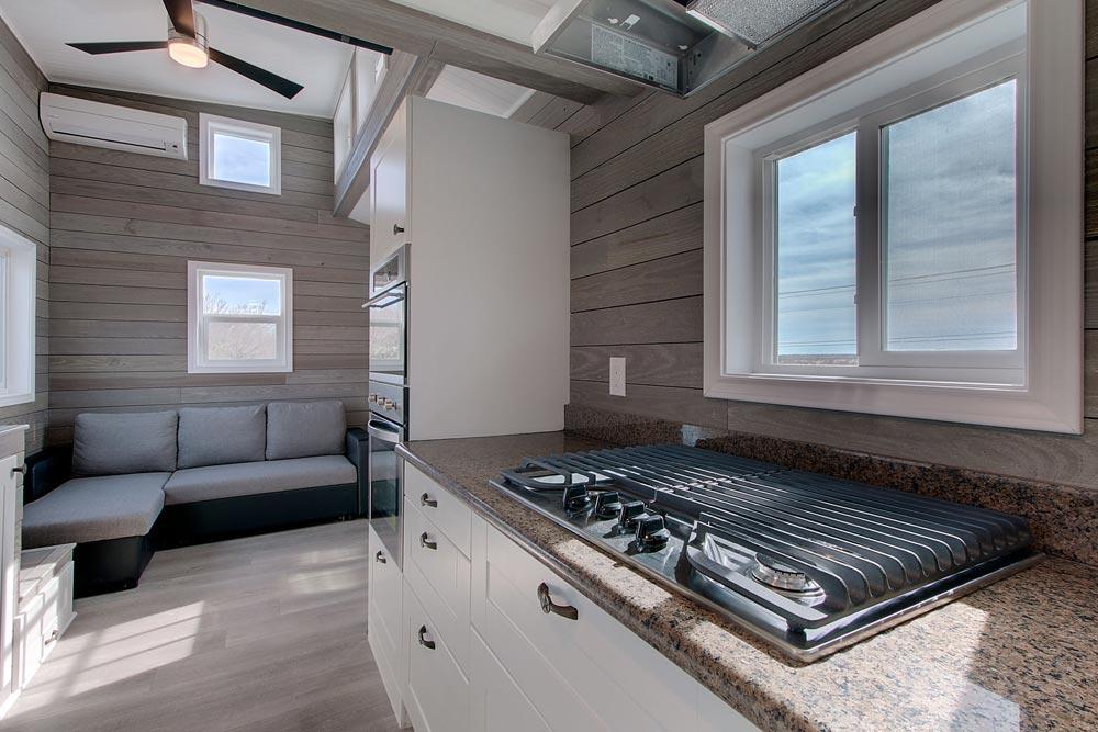 Propane Cooktop - Zilker by ATX Tiny Casas
