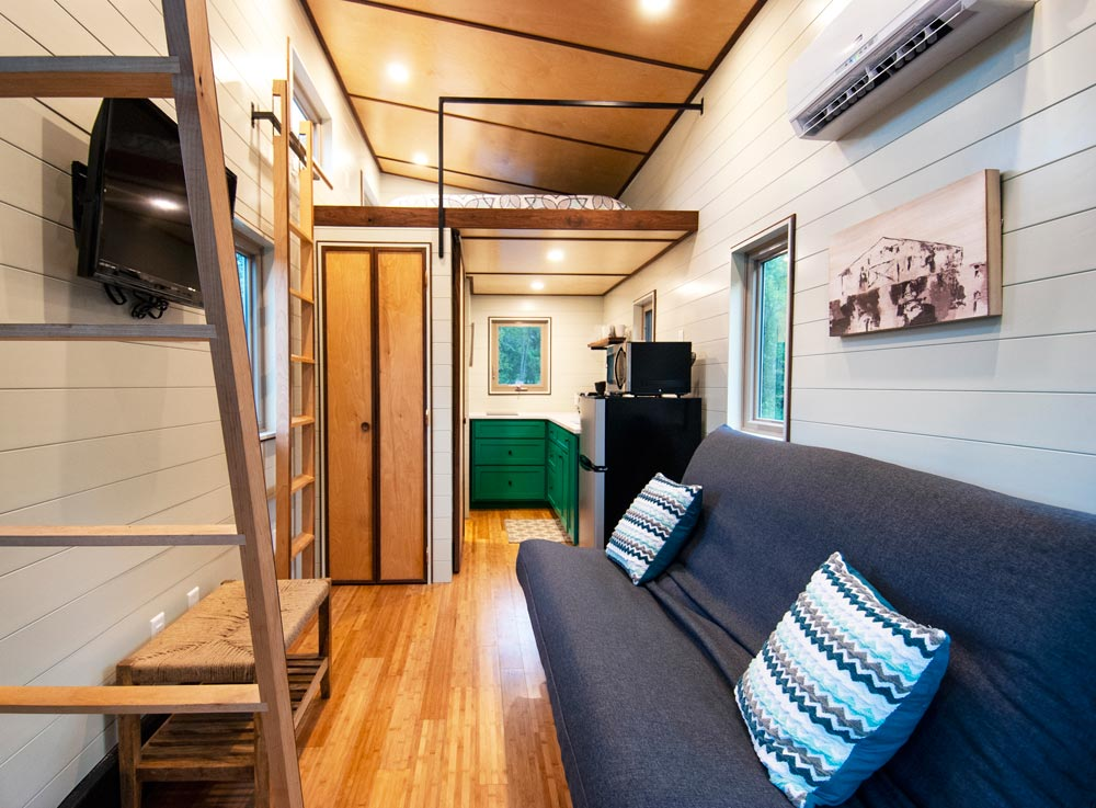Tiny House Interior - Balsam by Red Crown Tiny Homes