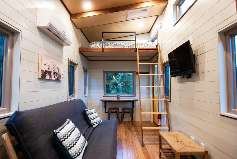 Living Area - Balsam by Red Crown Tiny Homes
