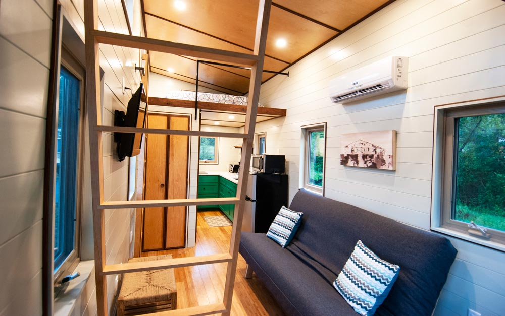 Two Bedroom Lofts - Balsam by Red Crown Tiny Homes