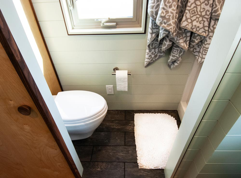 Bathroom - Balsam by Red Crown Tiny Homes