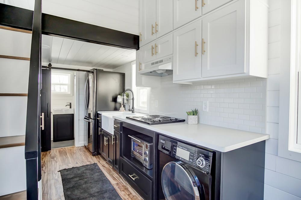 Modern Kitchen - Braxton by Modern Tiny Living