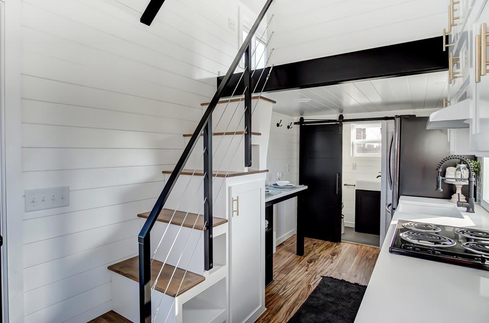 Storage Stairs - Braxton by Modern Tiny Living
