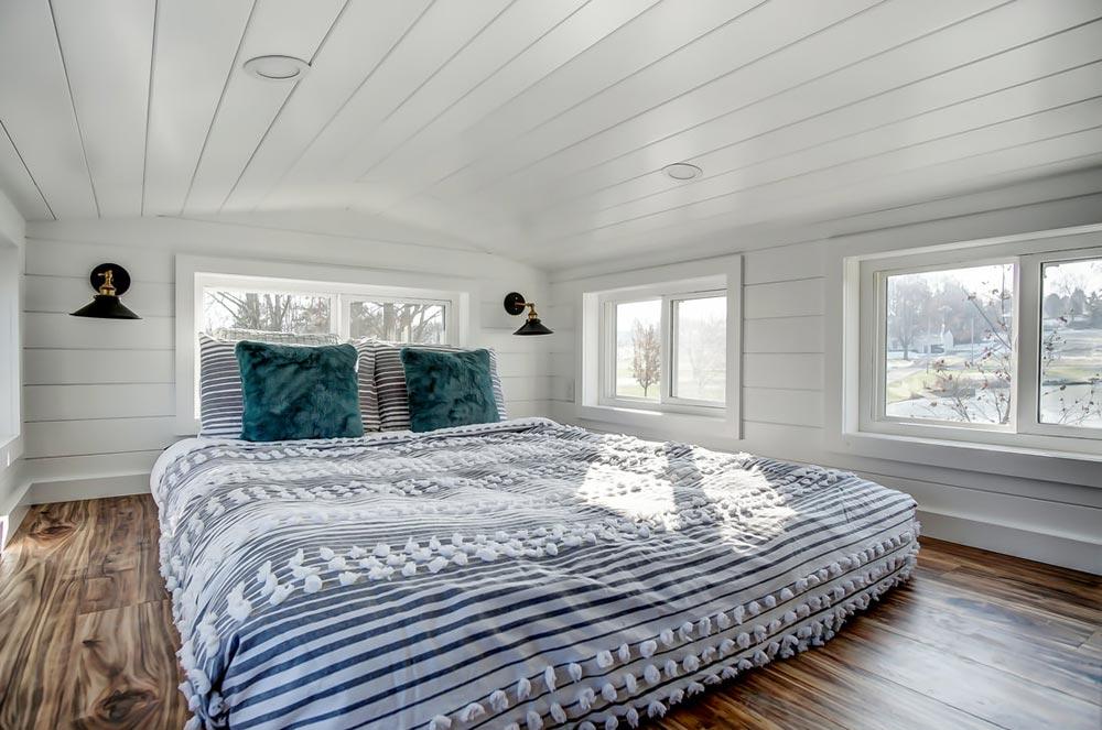 Bedroom Loft - Braxton by Modern Tiny Living