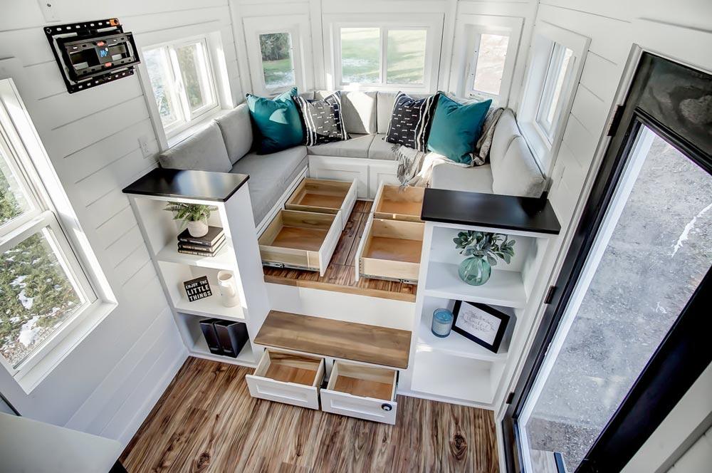 Lots of Storage - Braxton by Modern Tiny Living