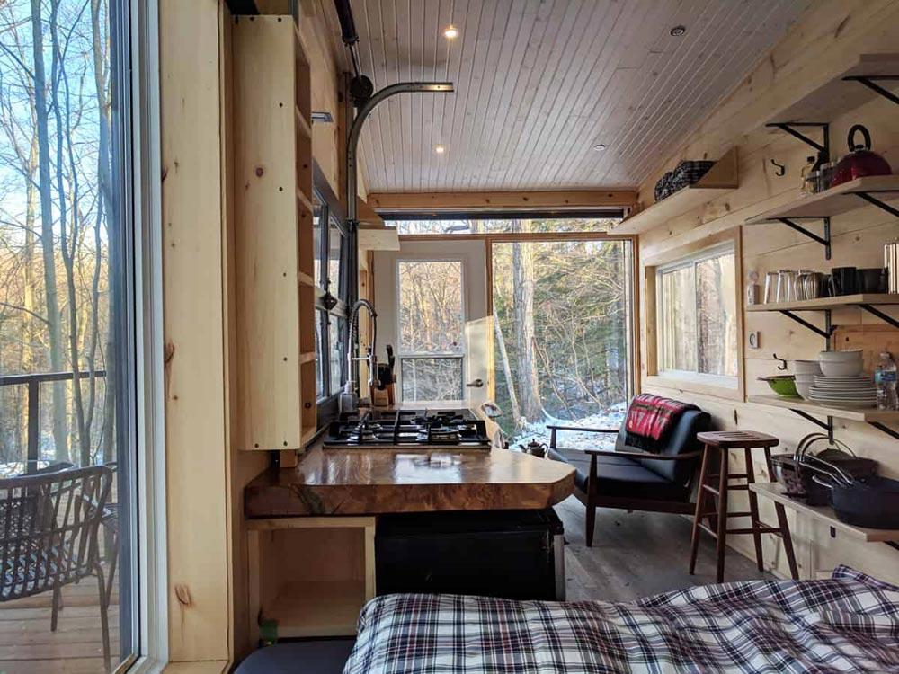 Cabin Interior - Dashi by Cabinscape