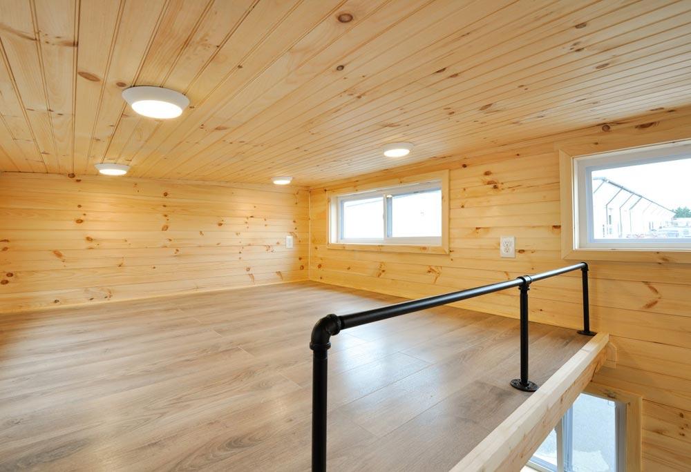 Bedroom Loft - Fairview by Tiny House Building Company