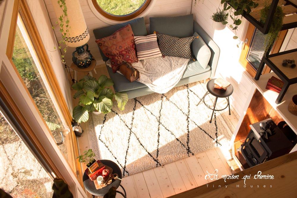 Living Room - Flore by La Maison Qui Chemine