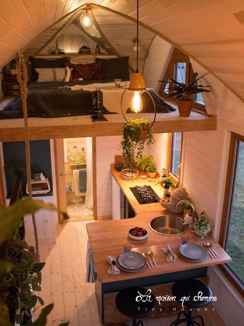 Kitchen & Loft - Flore by La Maison Qui Chemine