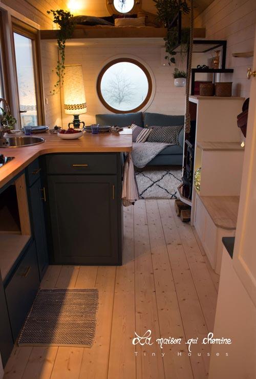 Fir Flooring - Flore by La Maison Qui Chemine