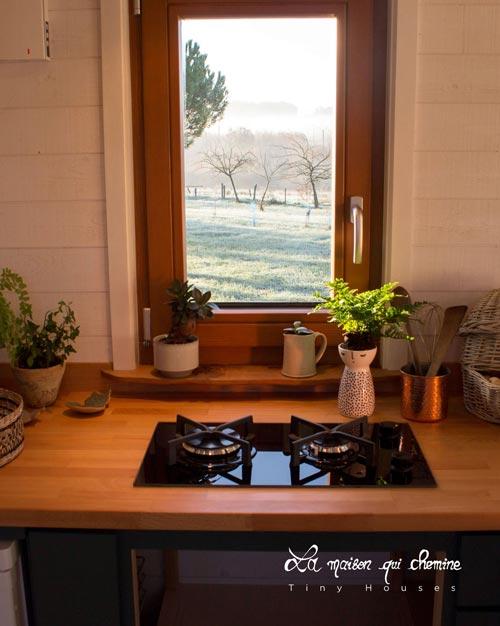 Gas Cooktop - Flore by La Maison Qui Chemine