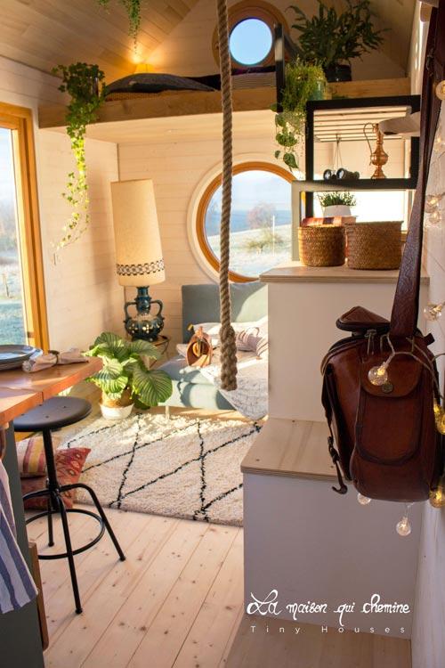 Hanging Storage - Flore by La Maison Qui Chemine
