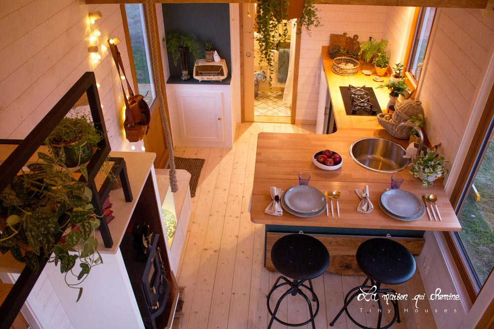 Kitchen - Flore by La Maison Qui Chemine