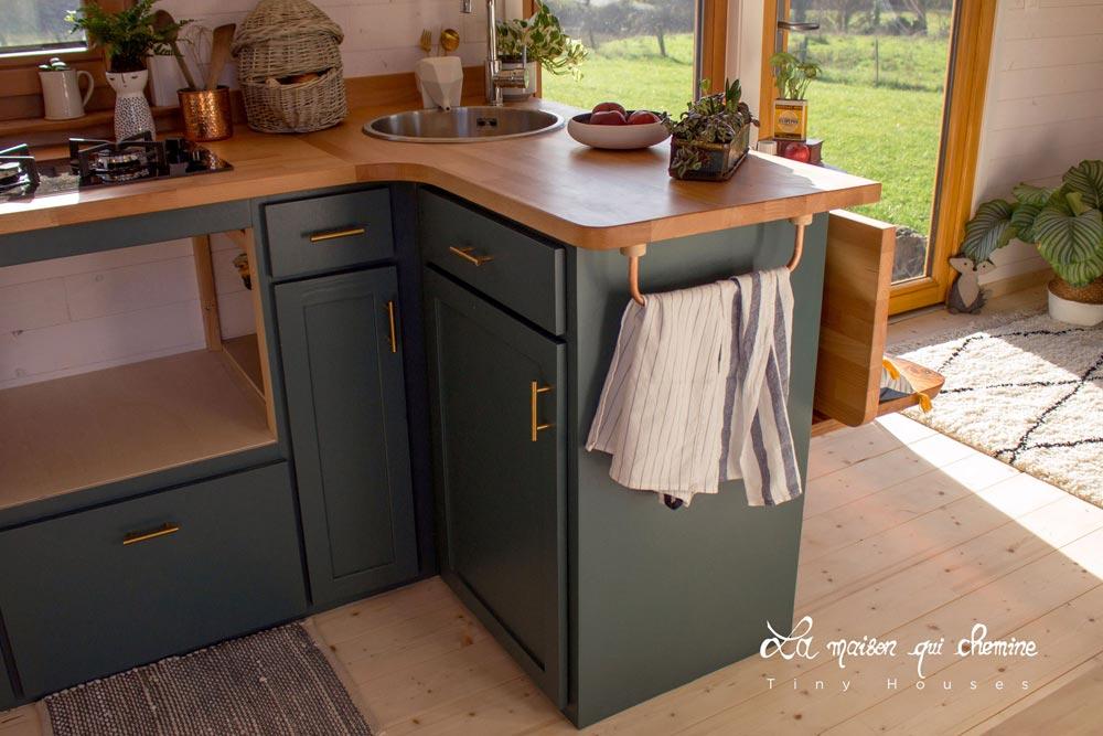 Kitchen Cabinets - Flore by La Maison Qui Chemine