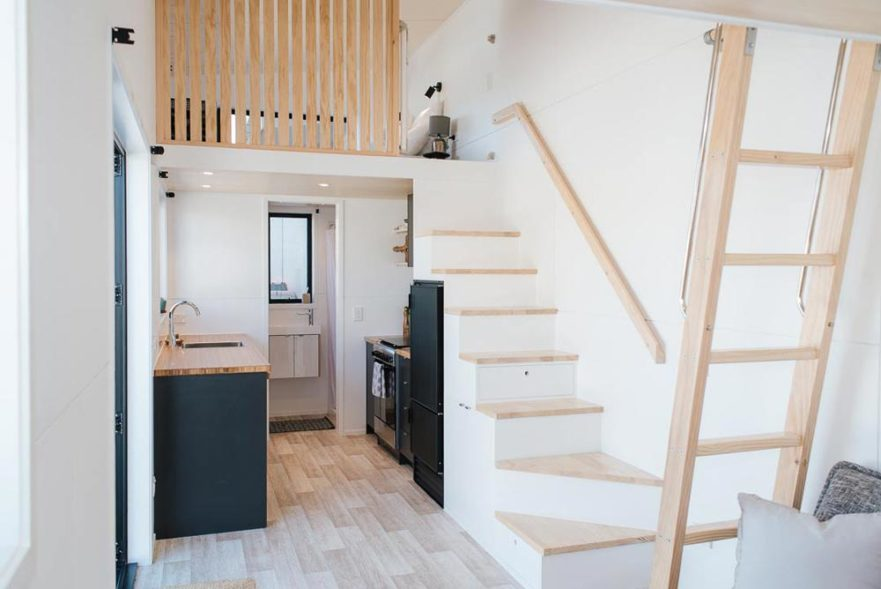 Ibbotson Tiny House by Build Tiny