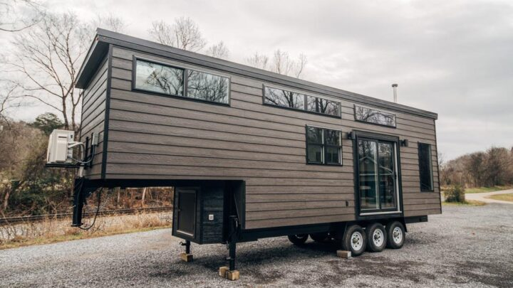 Lupine by Wind River Tiny Homes