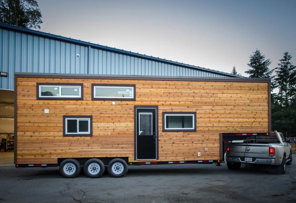 Gooseneck Tiny Home - Starling by Rewild Homes