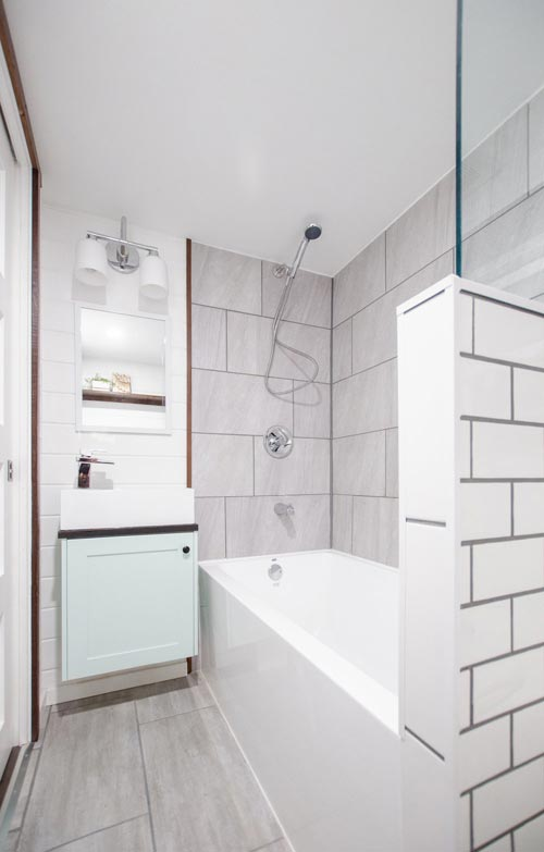 Shower & Sink - Starling by Rewild Homes
