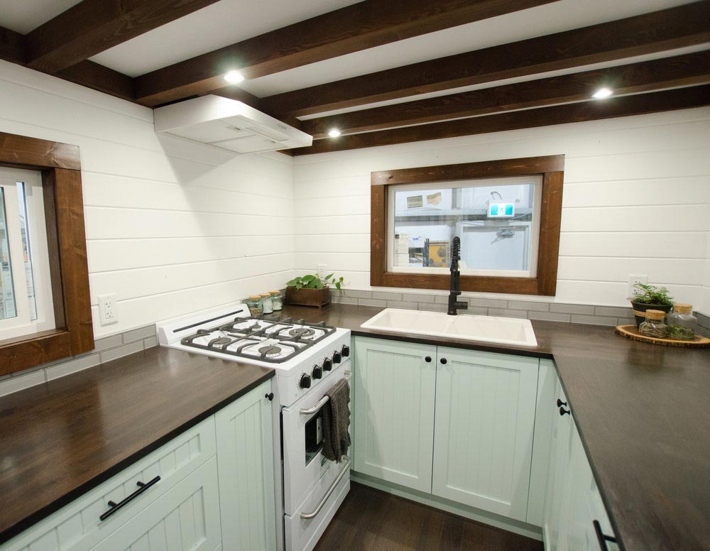 Kitchen - Starling by Rewild Homes