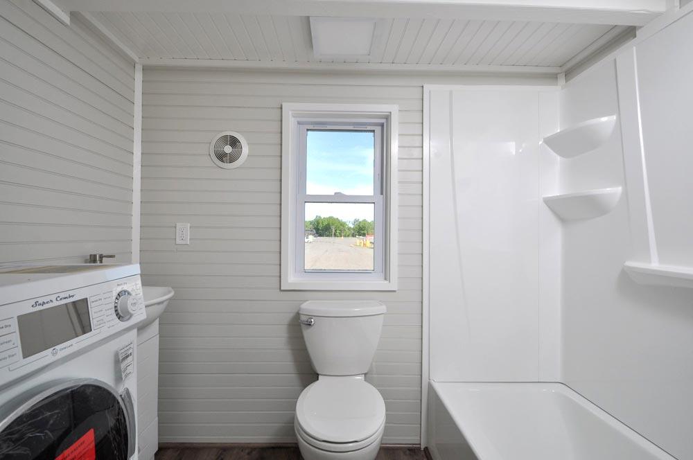 Bathroom - Sunnyside by Tiny House Building Company