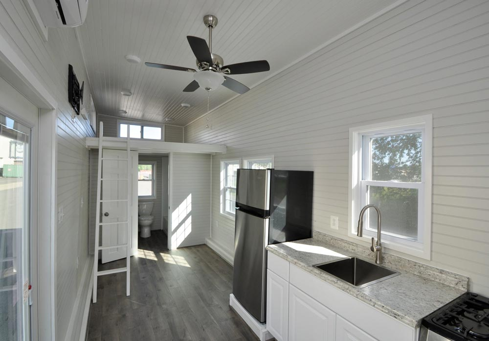 Main Living Area - Sunnyside by Tiny House Building Company