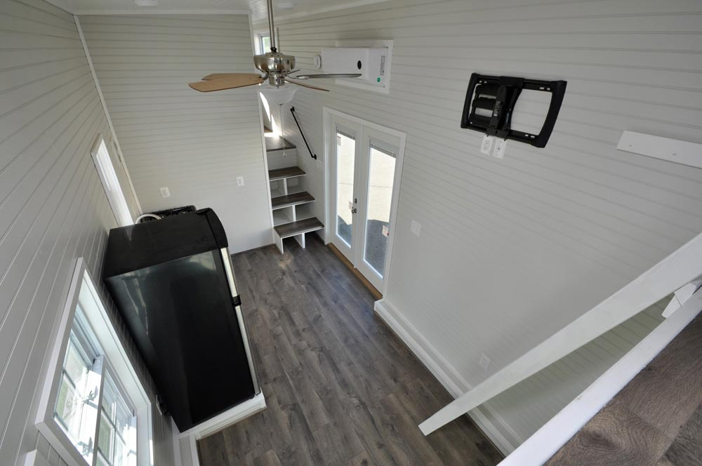 Entryway - Sunnyside by Tiny House Building Company