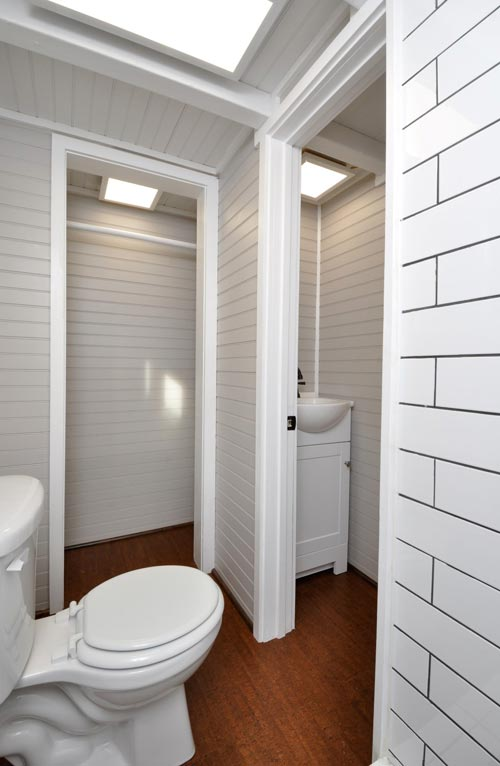 Bathroom - Waterford by Tiny House Building Company