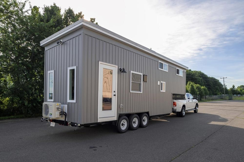 Gooseneck Tiny Home - Waterford by Tiny House Building Company