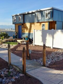 Blue Baloo by Far Out Tiny Homes