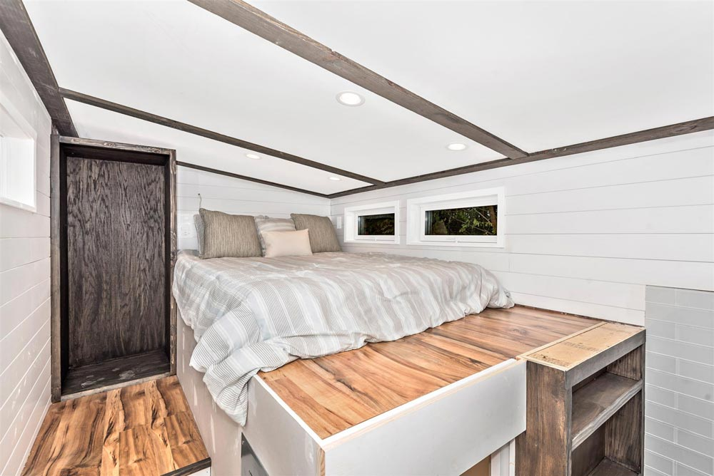 Master Bedroom Loft - Sanibel by Humble Houses