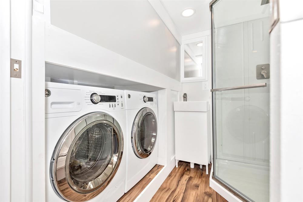 Washer/Dryer - Sanibel by Humble Houses