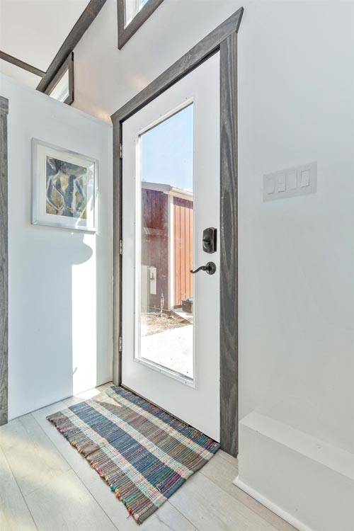Front Door - Sugarloaf by Humble Houses