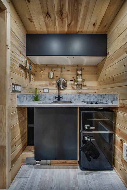 IKEA Kitchen Cabinets - Acorn by Backcountry Tiny Homes