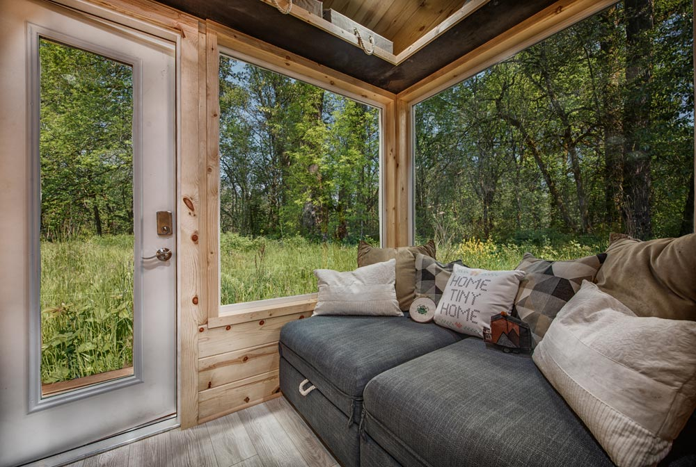 Picture Windows - Acorn by Backcountry Tiny Homes