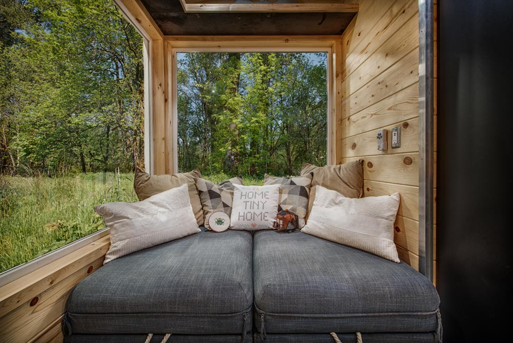 Sofa Bed - Acorn by Backcountry Tiny Homes