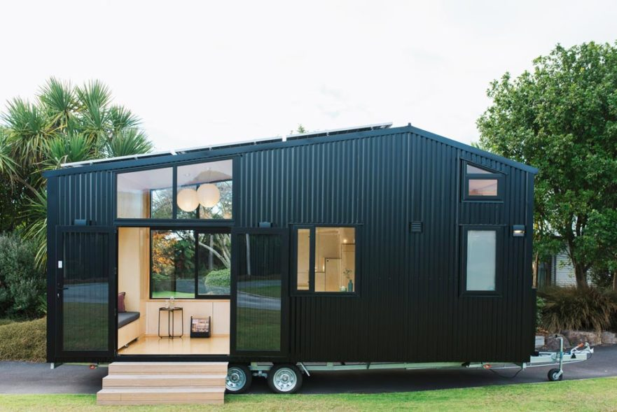 First Light Tiny House by Build Tiny