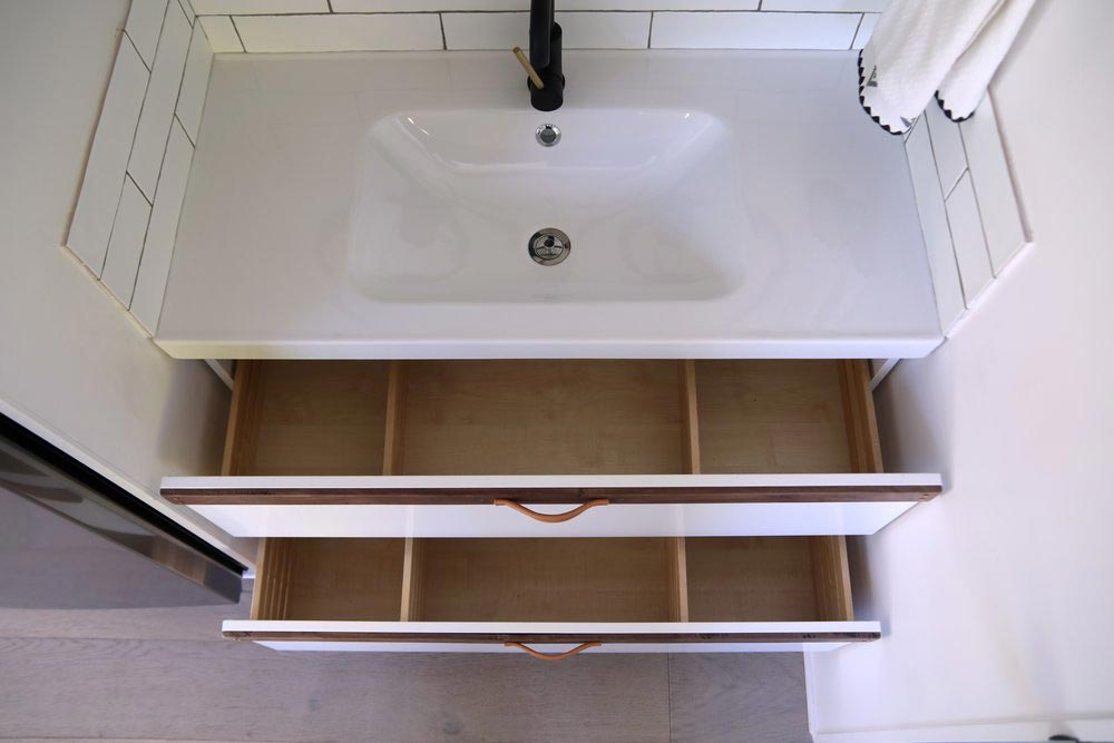 Bathroom Vanity - Pacific Harbor by Handcrafted Movement