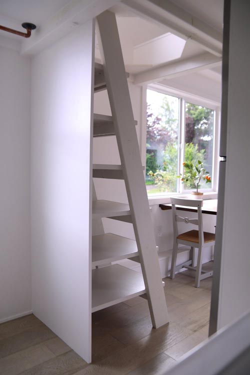 Storage Stairs - Pacific Harbor by Handcrafted Movement