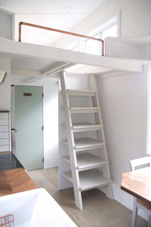 Loft Ladder - Pacific Harbor by Handcrafted Movement
