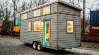 Lykke by Wind River Tiny Homes