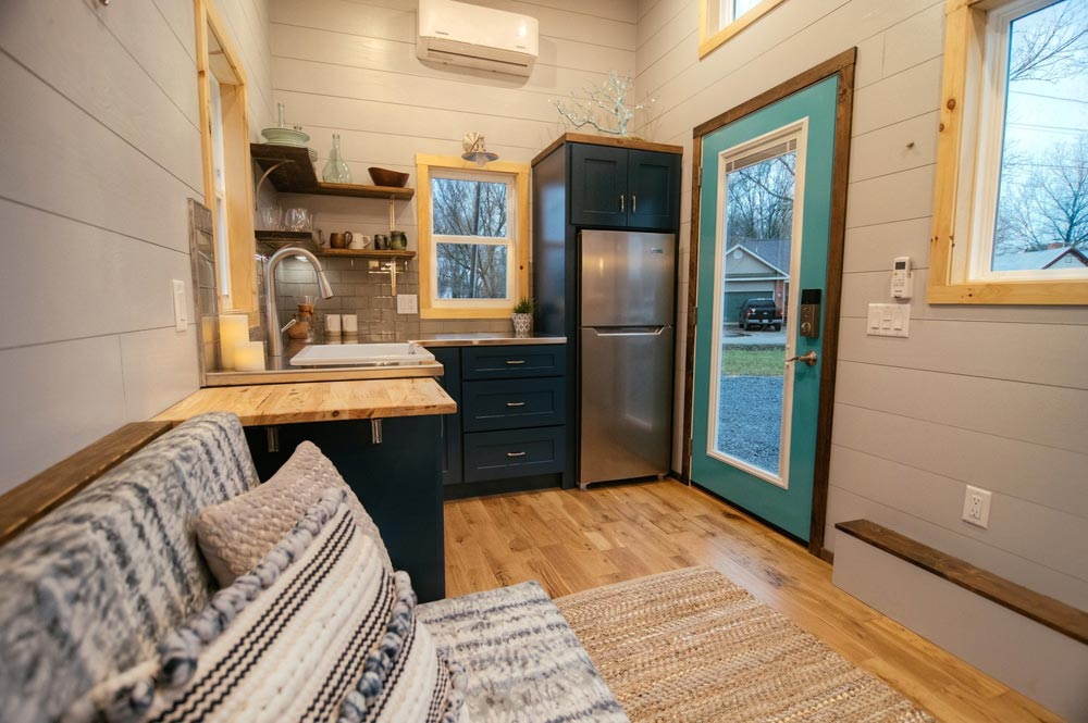 Entryway - Lykke by Wind River Tiny Homes