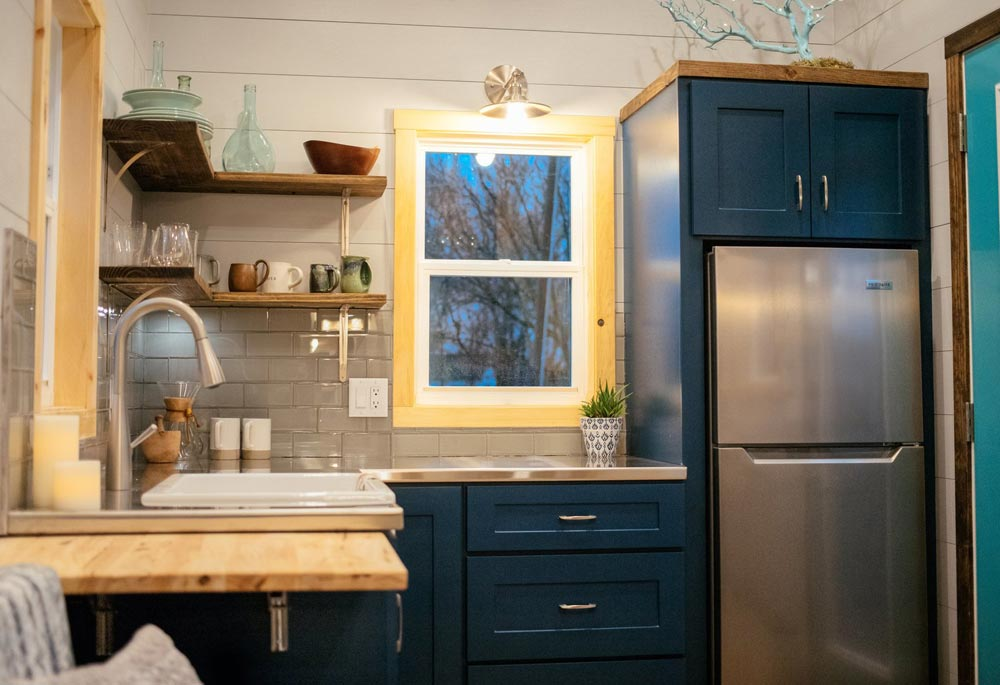 Custom Cabinetry - Lykke by Wind River Tiny Homes
