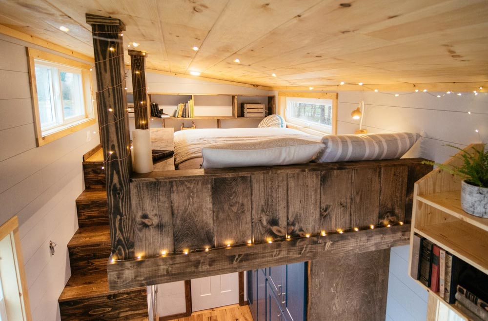 Wood Finishes - Lykke by Wind River Tiny Homes