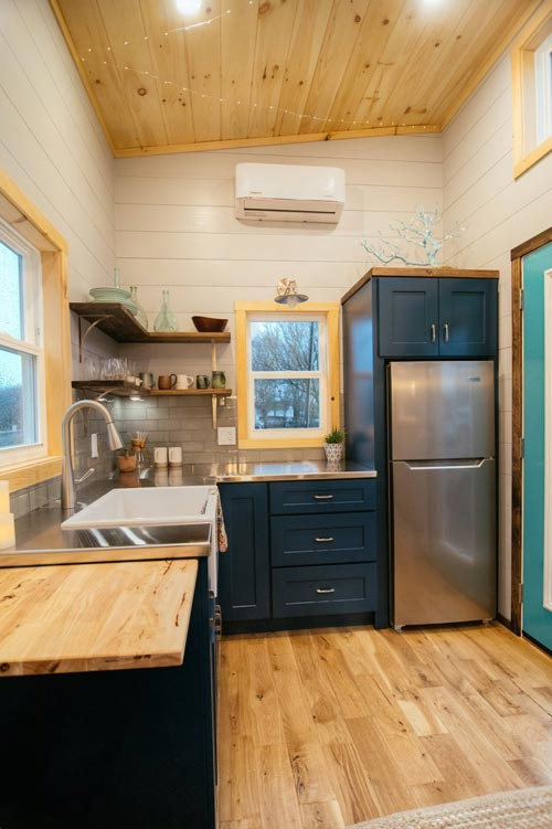 Fold Down Table - Lykke by Wind River Tiny Homes