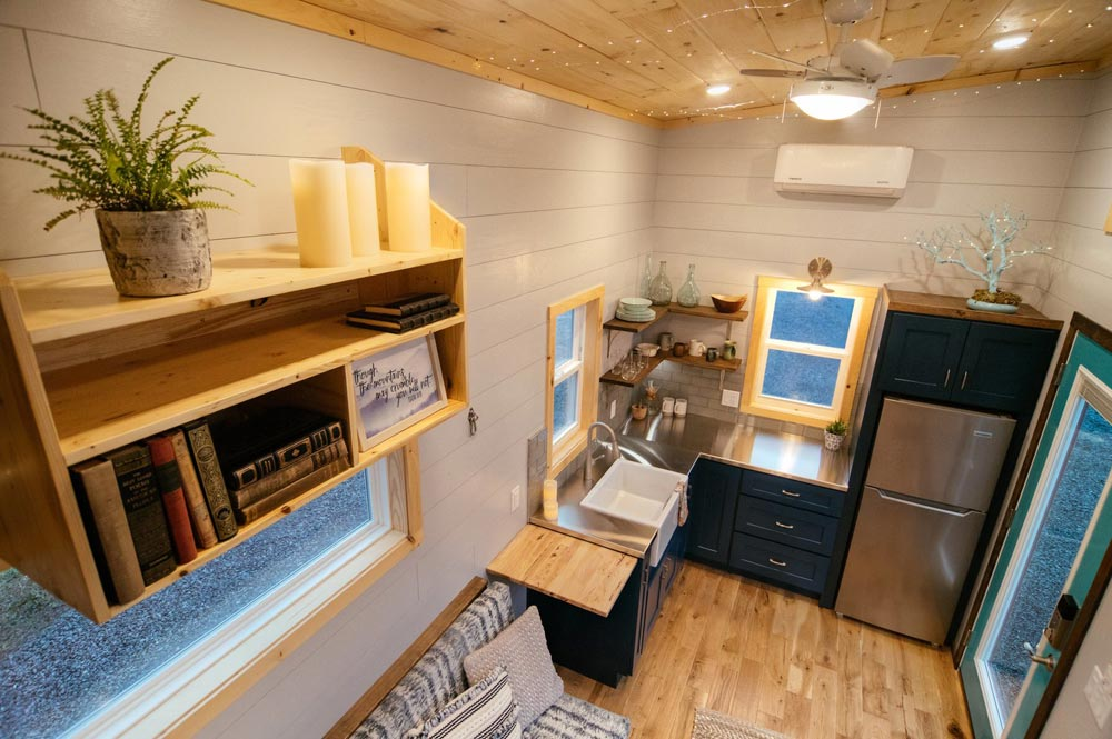 Interior View - Lykke by Wind River Tiny Homes