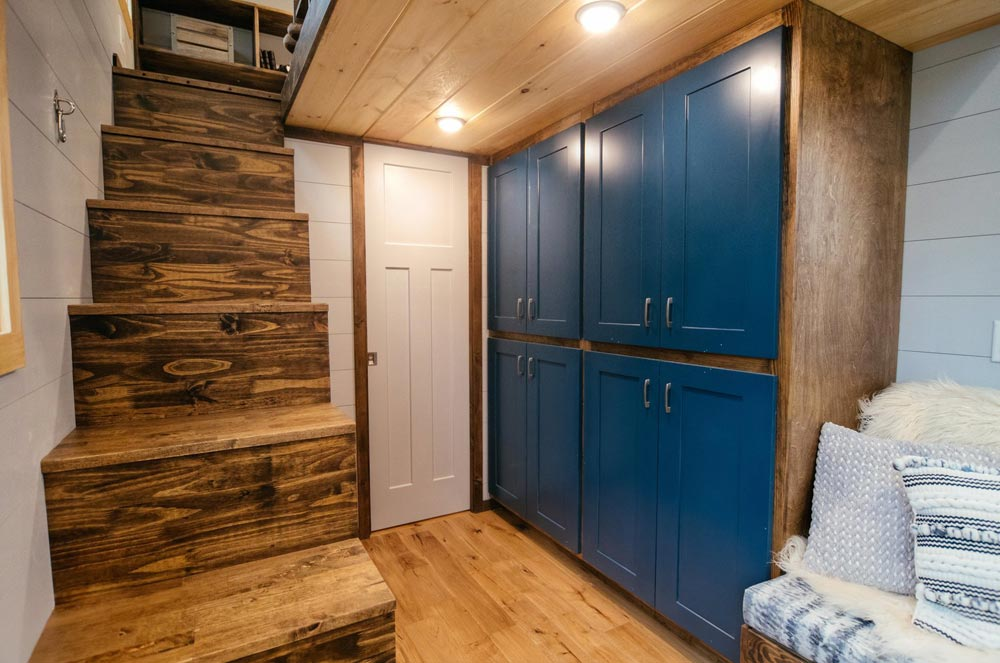 Storage Cabinets - Lykke by Wind River Tiny Homes