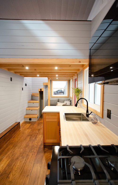 Interior View - Surfbird by Rewild Homes
