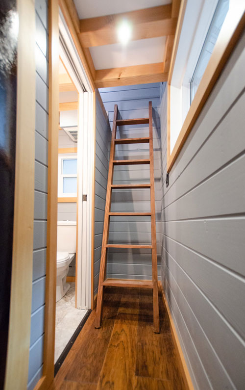 Loft Ladder - Surfbird by Rewild Homes