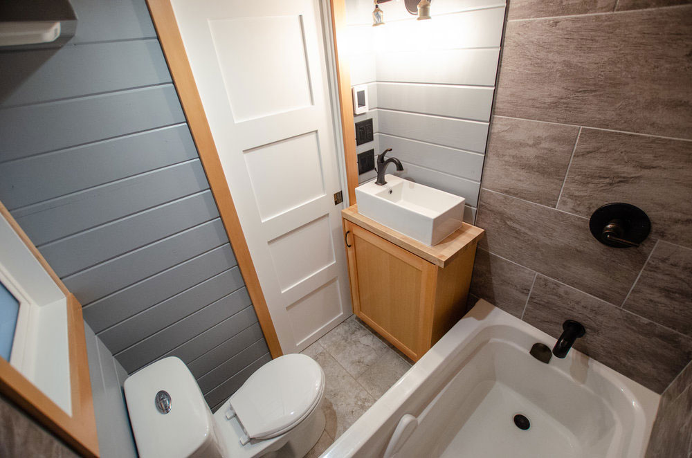 Bathroom - Surfbird by Rewild Homes