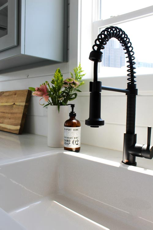 Kitchen Faucet - Zion by Mustard Seed Tiny Homes